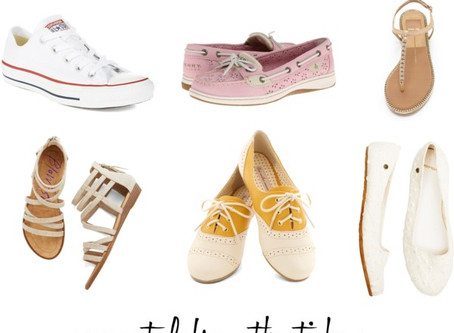 Spring Shoes for Mom
