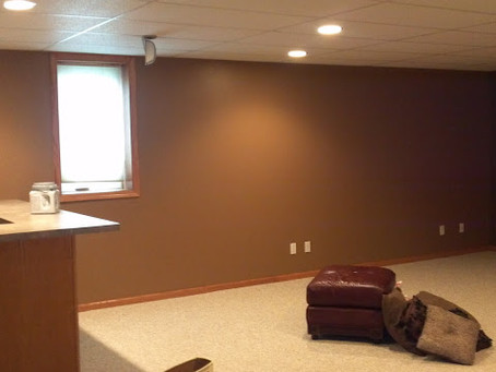 The Man Cave Update