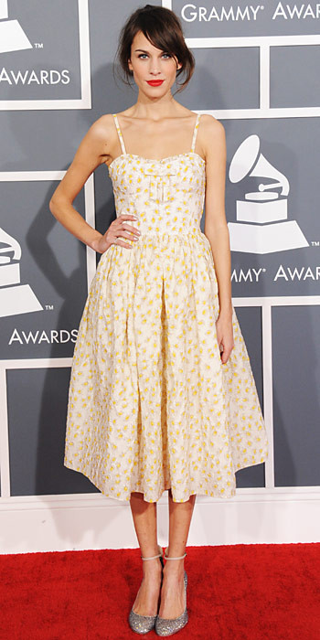 Look of the Day photo   Alexa Chung
