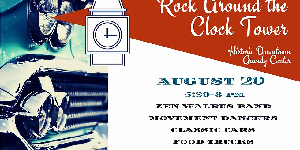 Rock Around the Clock Tower