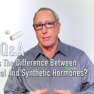 BioTE® Q&A: What is the difference between Bio-Identical hormones and Synthetic hormones?