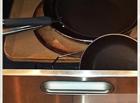 Mission Organization- Kitchen Cabinet No. 2