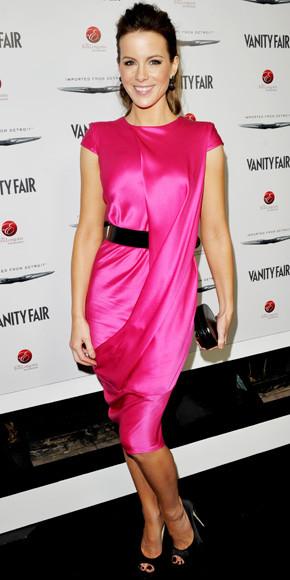 Kate Beckinsale in Alexander McQueen