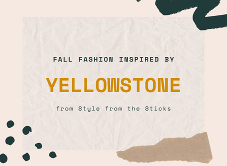 Yellowstone Recap