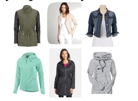 Spring Jackets for Moms
