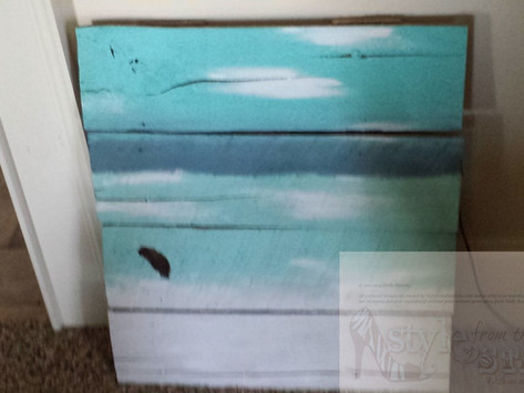 Painting Pallets #2