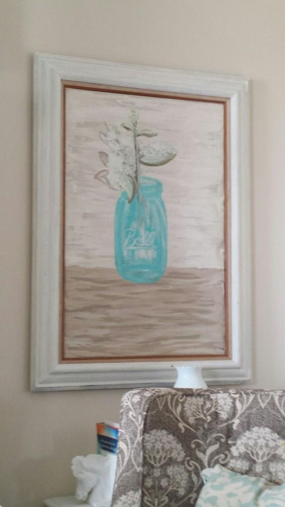 Bell Jar Painting