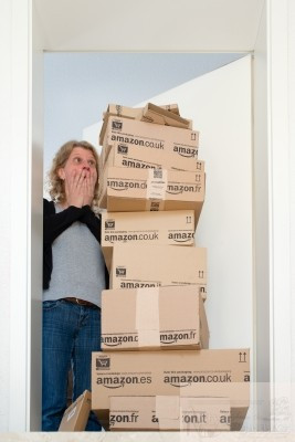My face when I get the mail. :)