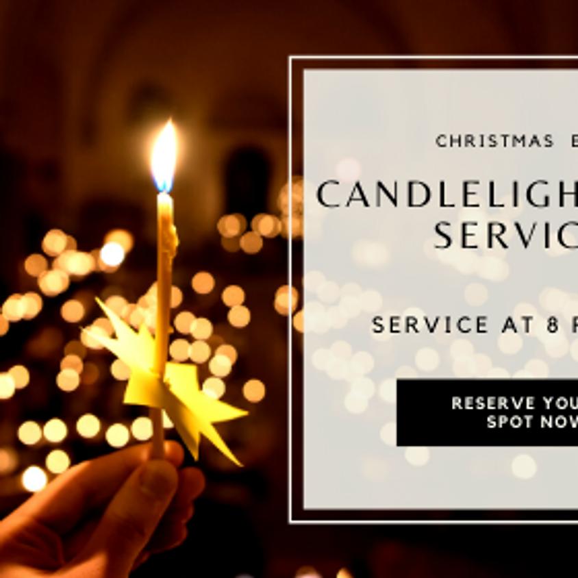 Christmas Eve Service Evening