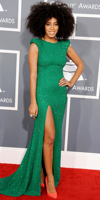 Look of the Day photo   Solange Knowles