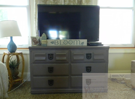 TV Stand Re-redo (Part 1)