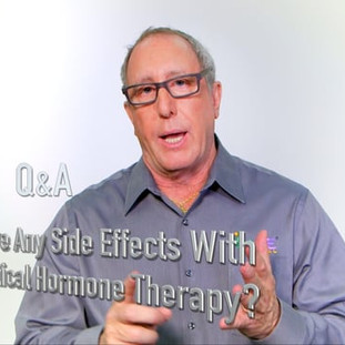 BioTE® Q&A: Are there any side effects with bio identical hormone therapy?