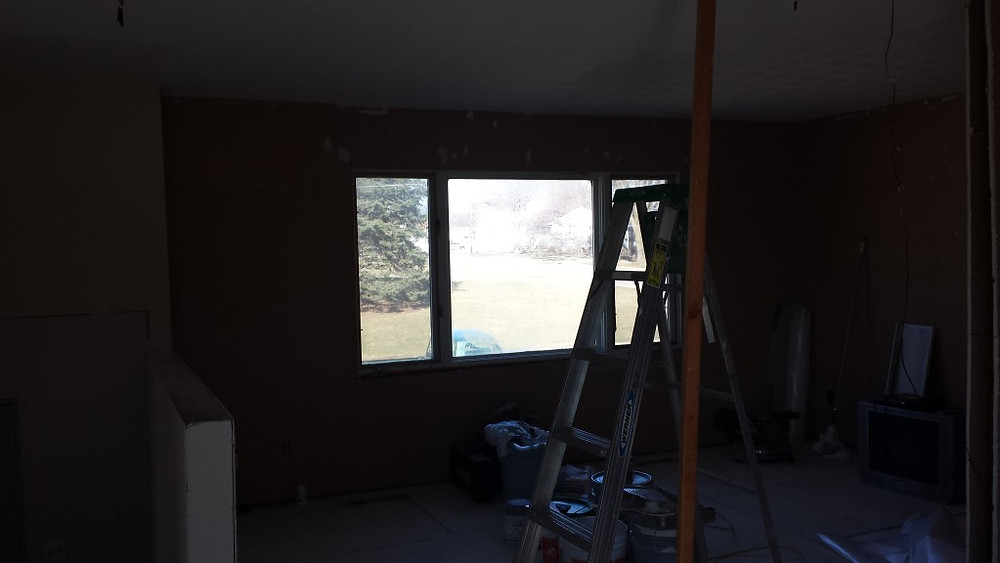 Looking Into the Living Room