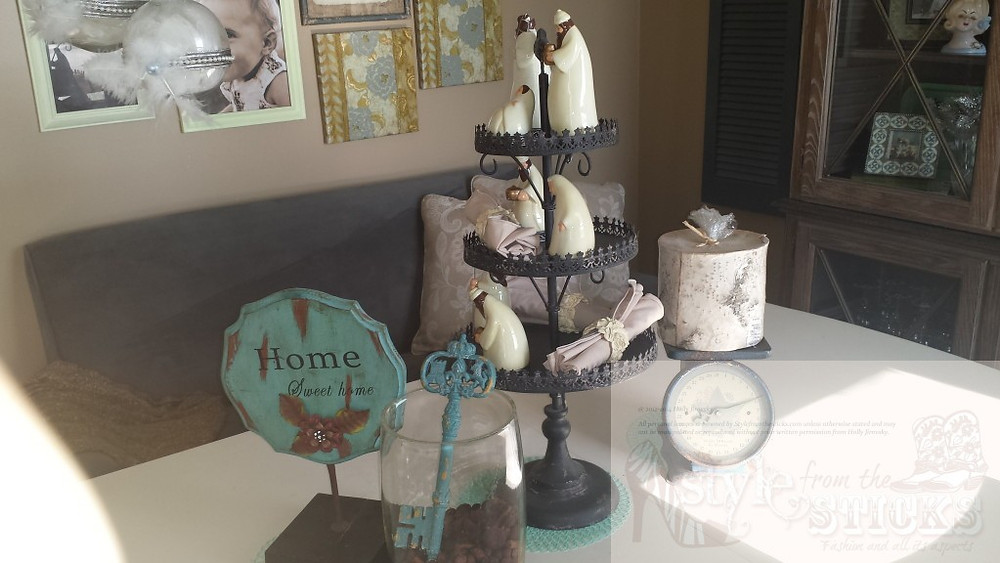 Nativity and Tablescape