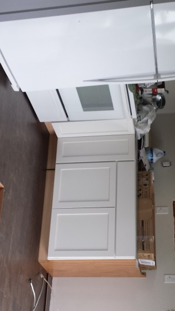 Kitchen with Flooring