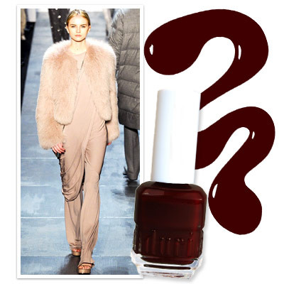 Fur - What Nail Polish to Wear With Fall Fashion Trends - Duri