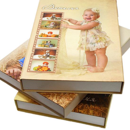 Коробка для фотокниги