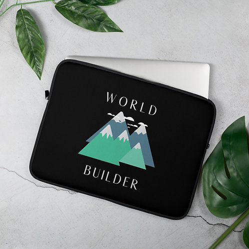 World Builder Laptop Sleeve