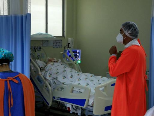 Mais de 150 pacientes esperam por leitos de UTI Covid na macrorregião