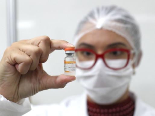 Cascavel mantém sistema rígido de controle das vacinas contra a Covid-19