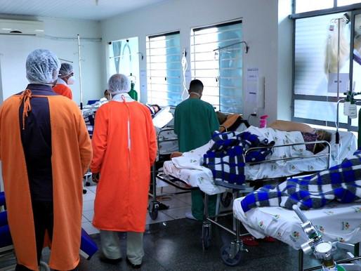 Hospital de Retaguarda passa a receber apenas pacientes regulados pela Central de Leitos