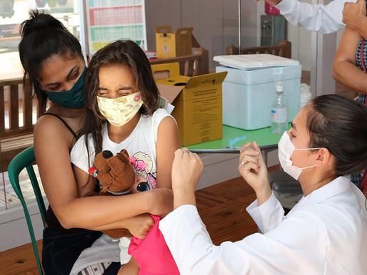 Cascavel terá Dia D da campanha de multivacinação para menores de 15 anos
