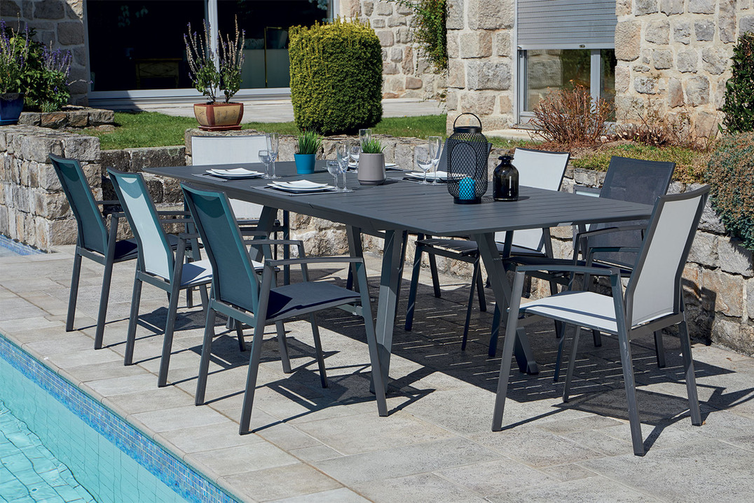 Table extensible MALOUINES