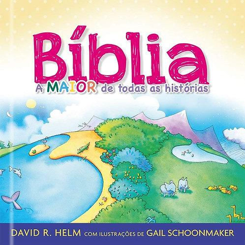 BIBLIA, A MAIOR DE TODAS AS HISTORIAS - DURA