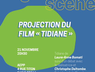 "Projection du film ""Tidiane"""
