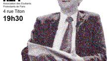 Le 23 mai 2016 Jean-Luc MELENCHON  était à l'AEPP
