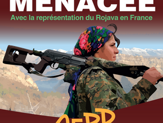 "Rojava - ""une révolution menacée"""