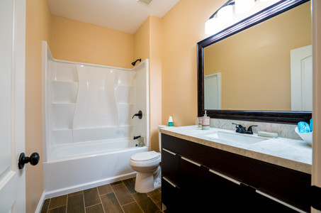 Plan A Hallway Bathroom