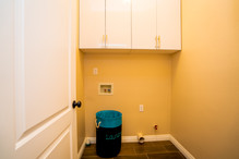 Plan A Laundry Room