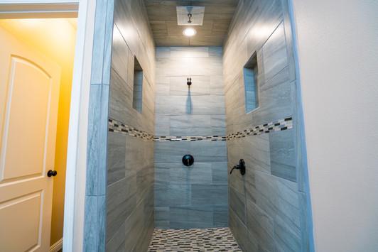 Plan A Master Walk-in Shower