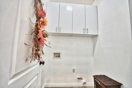 Plan A2 Laundry Room