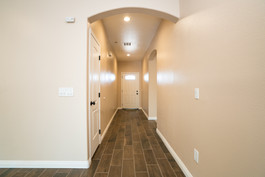 Plan A Hallway to Main Door