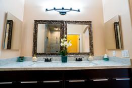 Plan A Master Bathroom view 2
