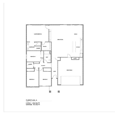 Layout of Plan A