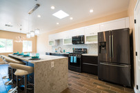 Plan A Kitchen view 4