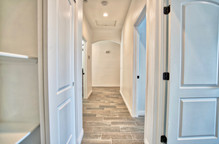 Plan A2 Bedroom Hallway view 2