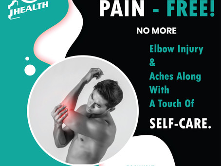 Elbow Injuries: Symptoms, Types and Self-Care