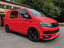 VW T6.1 KOMBI REAR LOAD AREA TINTS (SIDE DOORS AND REAR GLASS)
