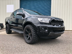 FORD RANGER WHEEL ARCH KIT - SMOOTH LOWER PROFILE KIT