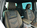 FORD RANGER LEATHER INTERIOR - BESPOKE NAPPA LEATHER
