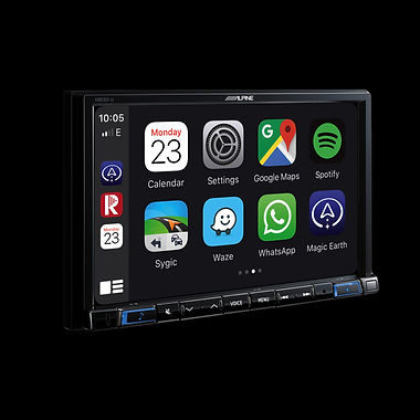 ALPINE X803 DU NAVIGATION & HEAD UNIT