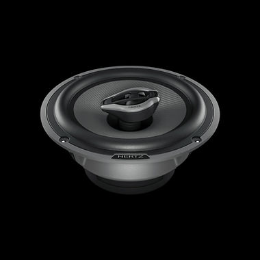 HERTZ HCX 165 FRONT 2 WAY COAXIAL SPEAKER UPGRADE (FRONT)