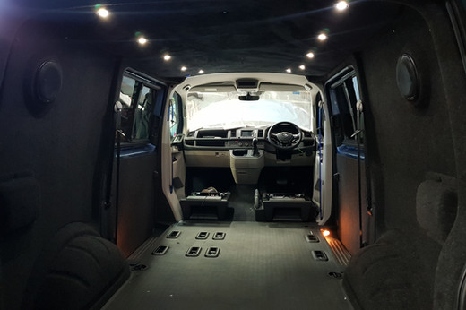 SWB TRANSPORTER XTREME SOUND DEADENING INSULATION & LINING PACKAGE