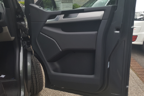 VW T6 Executive Caravelle Door Panel Cards x 2