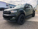 FORD RANGER SATIN BLACK NUDGE BAR