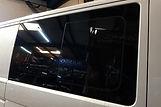 VW T6 KOMBI REAR LOAD AREA TINTS (SIDE DOORS AND REAR GLASS)